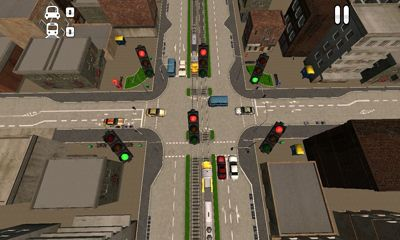 TrafficVille 3D v1.0 APK Android | Android Games Free Download