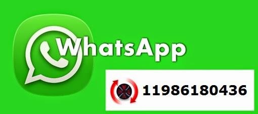 WhatsApp (11) 98618-0436