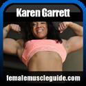 Karen Garrett Female Bodybuilder Thumbnail Image 7
