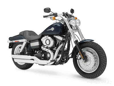 HARLEY DAVIDSON FAT BOB   Top Bikes Zone