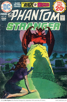 Night of the Phantom Stranger