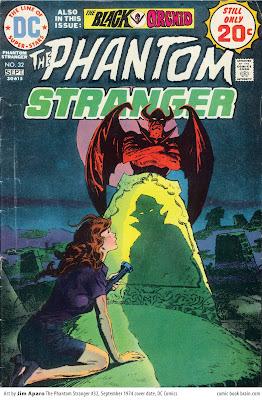 Night of the Phantom Stranger