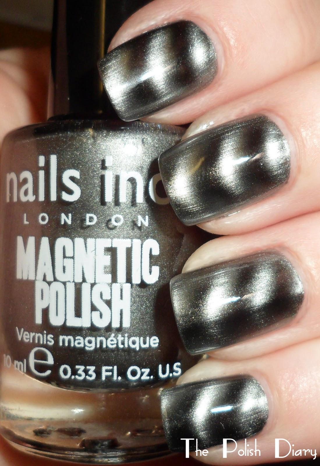 The Polish Diary: Nails Inc. - Trafalgar Square (Magnetic)