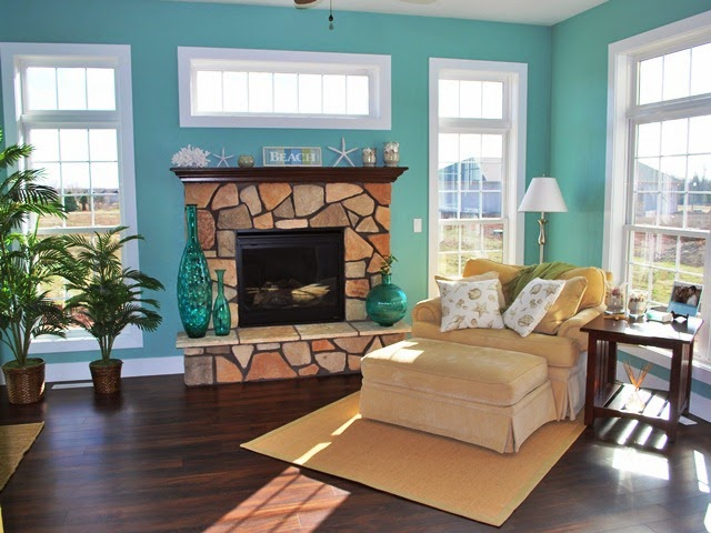 best wall paint colors for hardwood floors