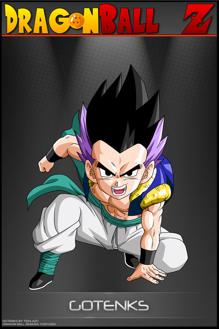 Dragon ball z wallpapers normal gotenks - Photo dragon ball z ...