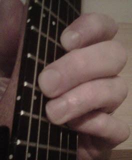 G7 guitar chord