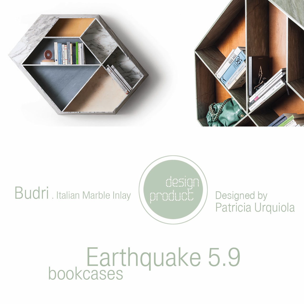 Earthquake 5.9 collection . the Round Button blog