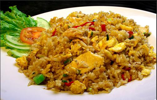 Kali ini saya akan memberikan tips resep nasi gorengala restoran yang ...