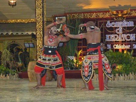 Tari Gambu Tarian Daerah Kabupaten Sumenep Madura