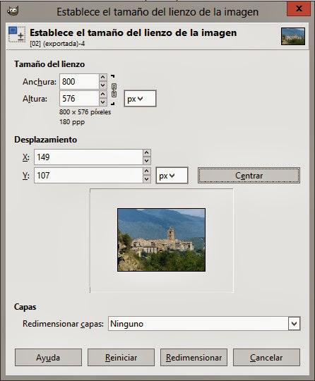 Fotoratón. Revista de fotografía digital.: Marco con paspartú ...