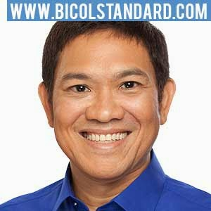 Rolando Andaya Jr. BICOL STANDARD FILE PHOTO