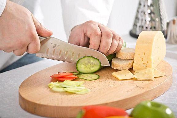 6 советов по использованию ножа