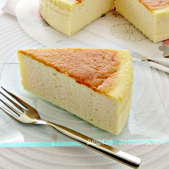 Baked Tofu Cheesecake | Anncoo Journal - Come for Quick and Easy ...