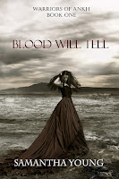 Book cover of Blood Will Tell by Samantha Young