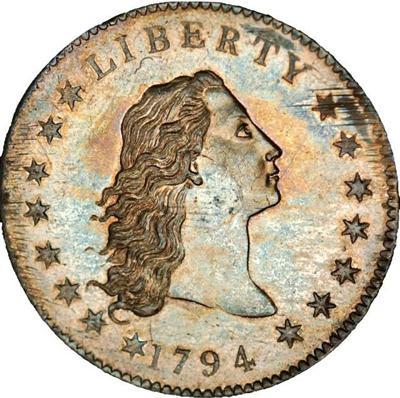 1794 dollar