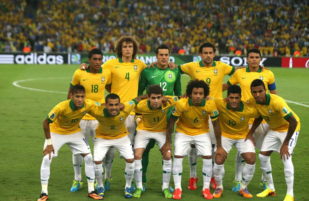 Watch Brasil live online. World Cup Brazil 2014 games free streaming. Best websites for football matches without signing up
