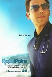 Assistir Royal Pains 6x06 - Everybody Loves Ray, Man Online