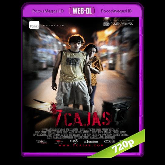 7 Cajas(2012) Web-Dl 720p Español AC3