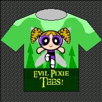 Buy Pixie Tees!