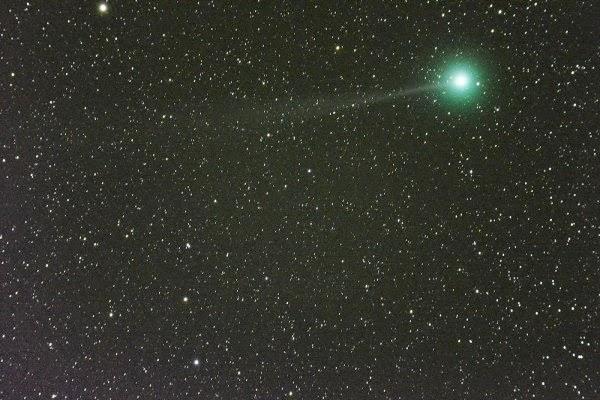 Malam Ini, Komet C/2014 Q2 (Lovejoy) Mencapai Puncak Terterangnya!