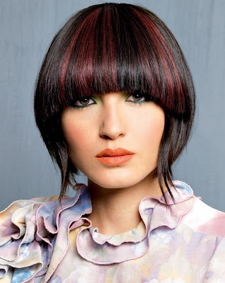 Short Bob Hair Style Trends for Fall- by Raffel Pagès