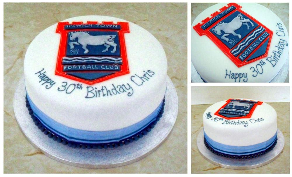Birthday Cake Delivery Ipswich