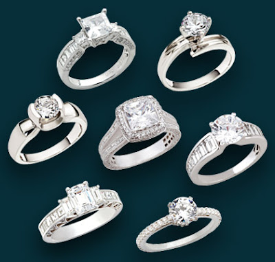 Trendy Wedding Ring 2011