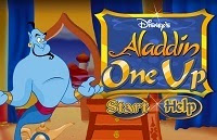 Disney Aladdin one up