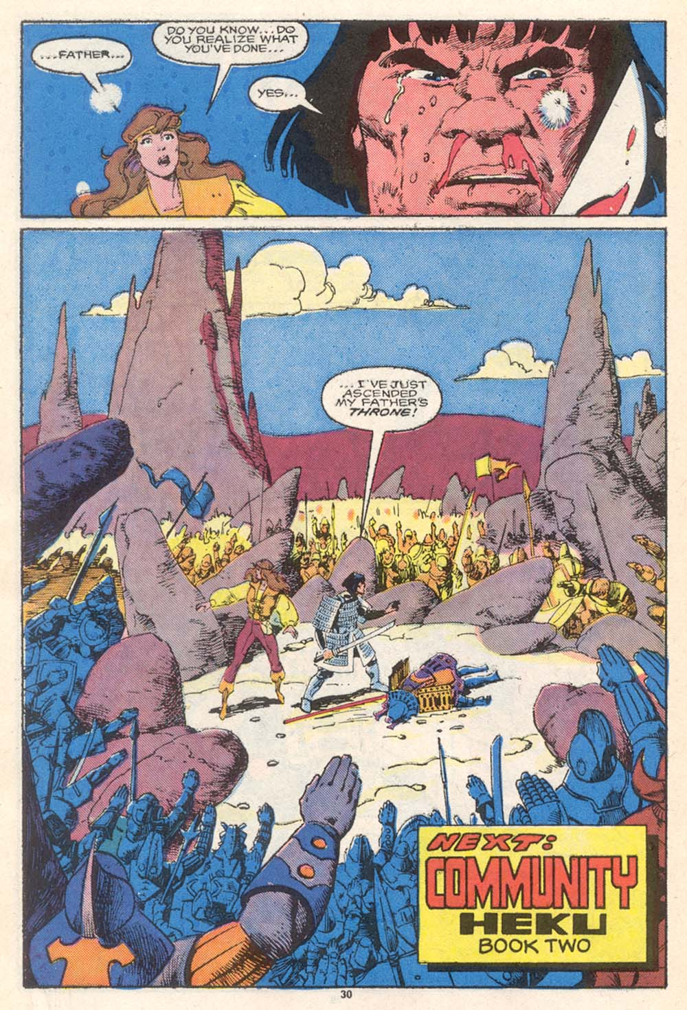 Conan the Barbarian (1970) Issue #206 #218 - English 24