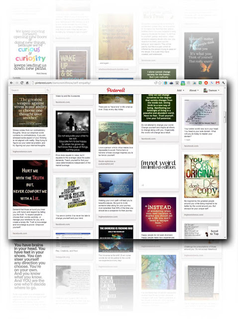 Pinterest - The Power of Infinite Shared Inspiration