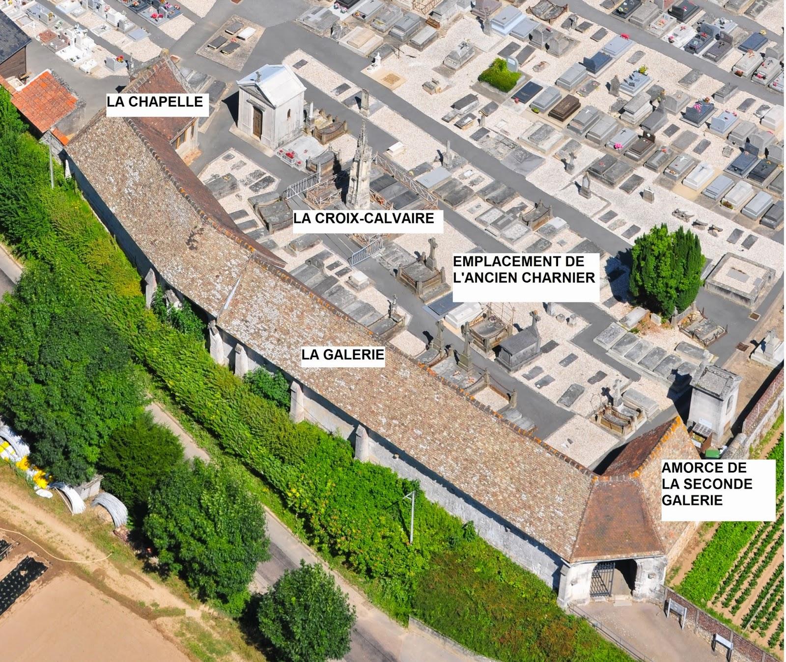 Vue aérienne de l'Aître de Brisgaret en 2012