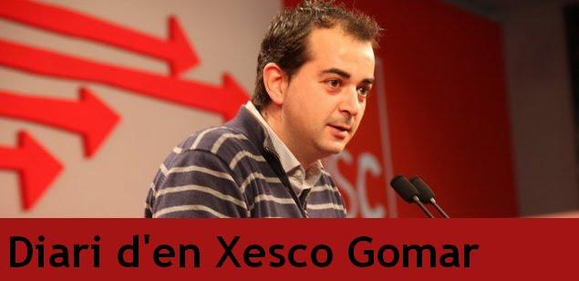 Diari d'en Xesco Gomar