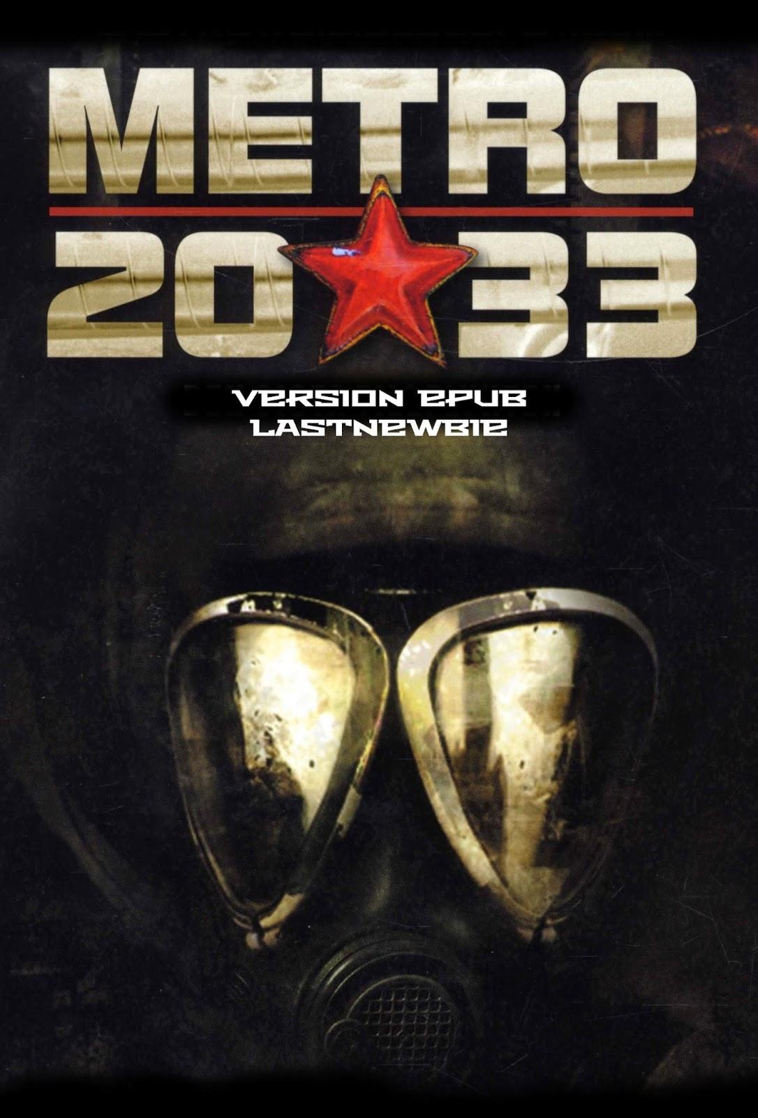 Descargar Metro 2033 EPUB Español