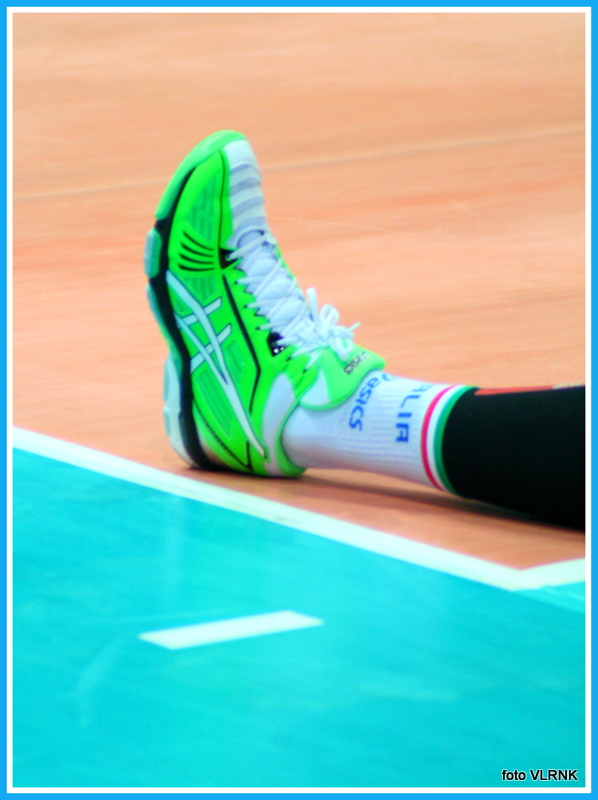 Asics Volley Fluo