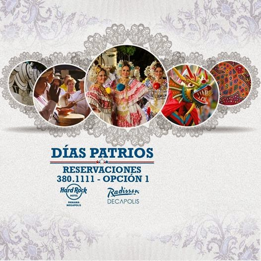 Dias Patrios - Decapolis / Hard Rock,