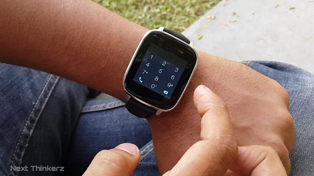 alpha watch dailer