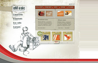 Download Free Flash Web Templates