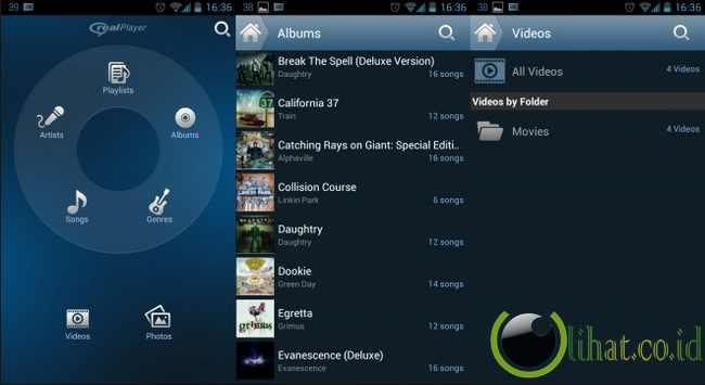 5 Aplikasi Pemutar Video Android yang Terbaik 2013