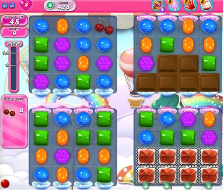 Candy Crush Saga 428