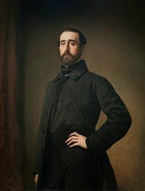 Segismundo Moret, retrato de Madrazo