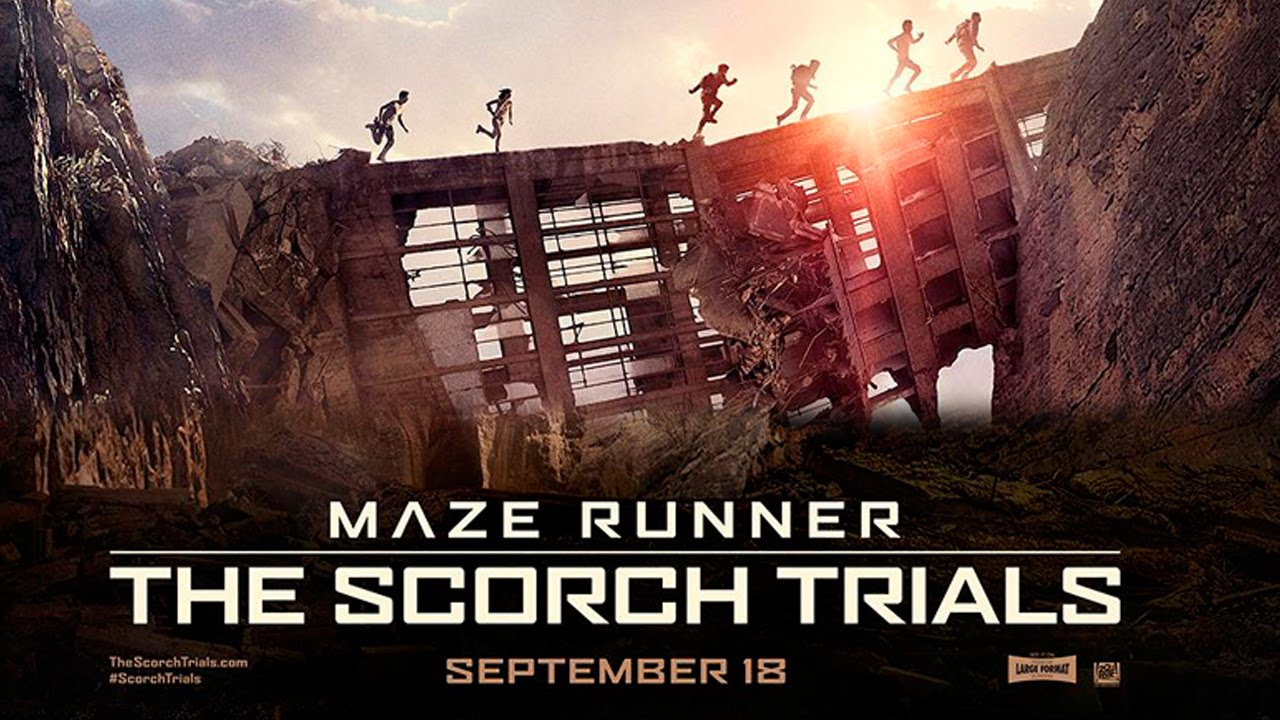 Film The Maze Runner - The Death Cure (2018)