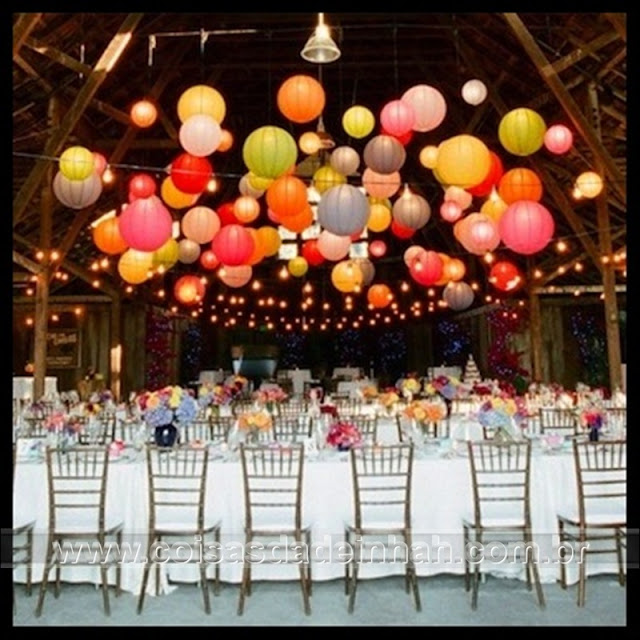 decorao bales casamento wedding ballons lanternas chinesas orientais chinese lanterns