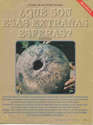 Esfera Victoria: tecnologa extraterrestre o chatarra espacial?