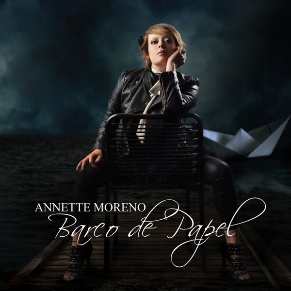 Cd annette moreno barco de papel la holy tk for Anette moreno y jardin