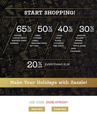Zazzle Sale