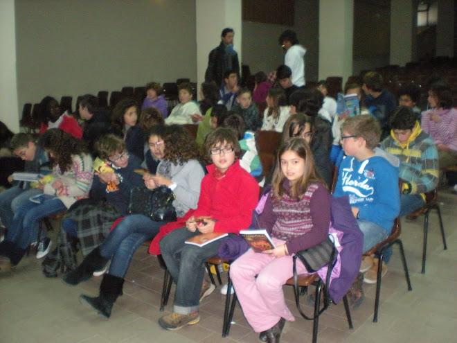 Escola dos Salesianos de Manique (30 de Janeiro de 2012)