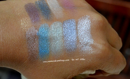 Urban Decay Mariposa Eyeshadow Palette Swatches Limited Edition Sephora Exclusive Wreckage Haight Money Mushroom Spotlight