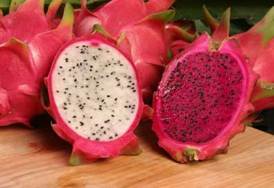Red White Dragon Fruit