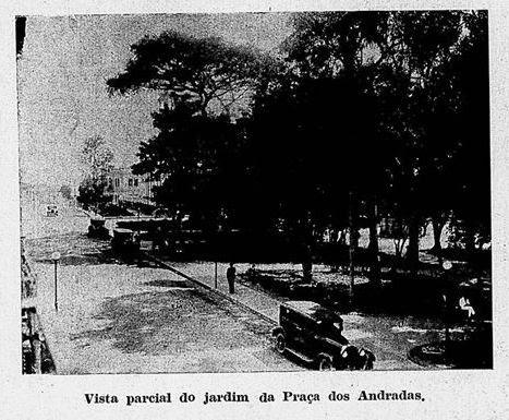 PRAÇA DOS ANDRADAS BARBACENA MG