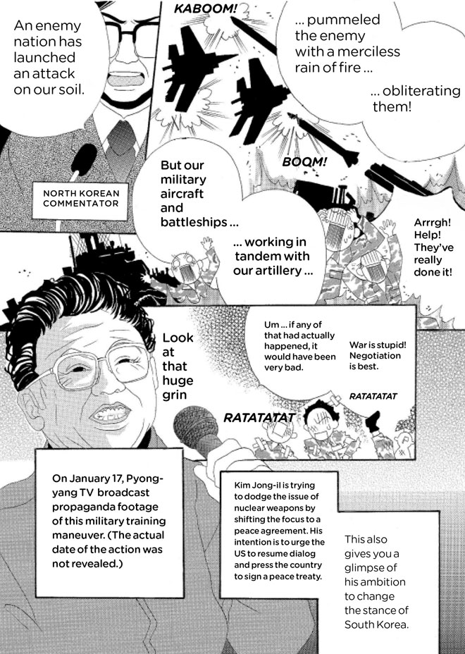 Japanese Manga Newspapers Report Current Events in Graphic Detail ...